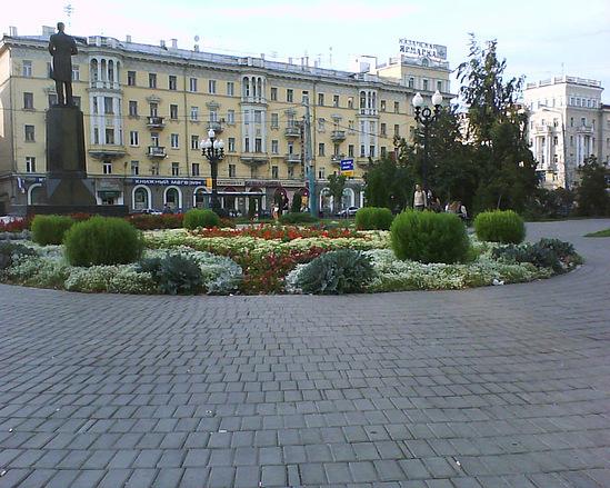 Gallery.ru / Фото #36 - Парки и скверы - NOLGA.