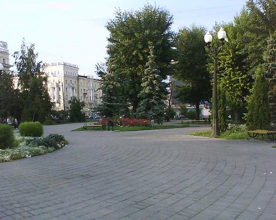 Gallery.ru / Фото #35 - Парки и скверы - NOLGA.