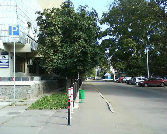 Gallery.ru / Фото #17 - Парки и скверы - NOLGA.