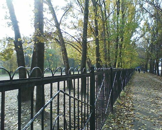 Gallery.ru / Фото #31 - Парки и скверы - NOLGA.