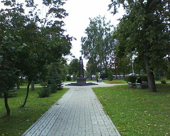 Gallery.ru / Фото #12 - Парки и скверы - NOLGA.