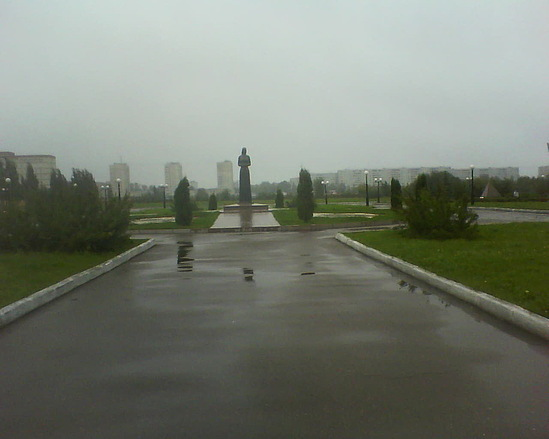 Gallery.ru / Фото #5 - Парки и скверы - NOLGA.