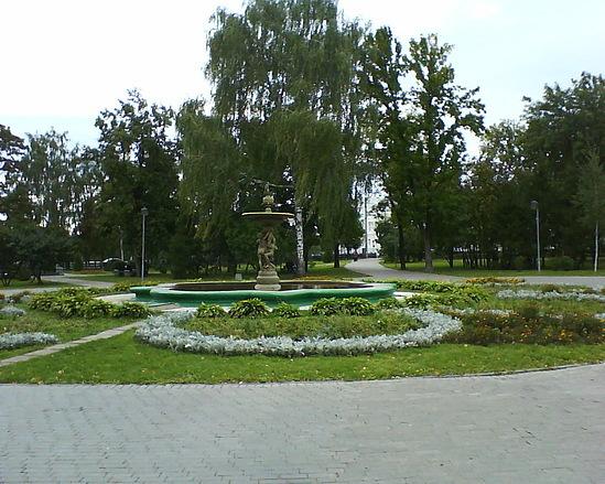 Gallery.ru / Фото #11 - Парки и скверы - NOLGA.