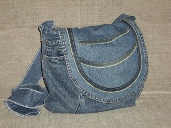 旧牛仔裤还能干什么?(9) - maomao - 我随心动